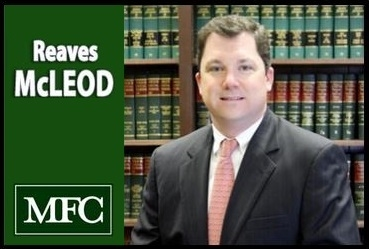 Walterboro Lawyer: Reaves McLeod, Attorney at Law