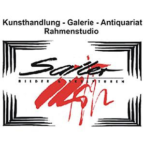 Logo von Kunsthandlung-Rahmenstudio Gerhard Sailer