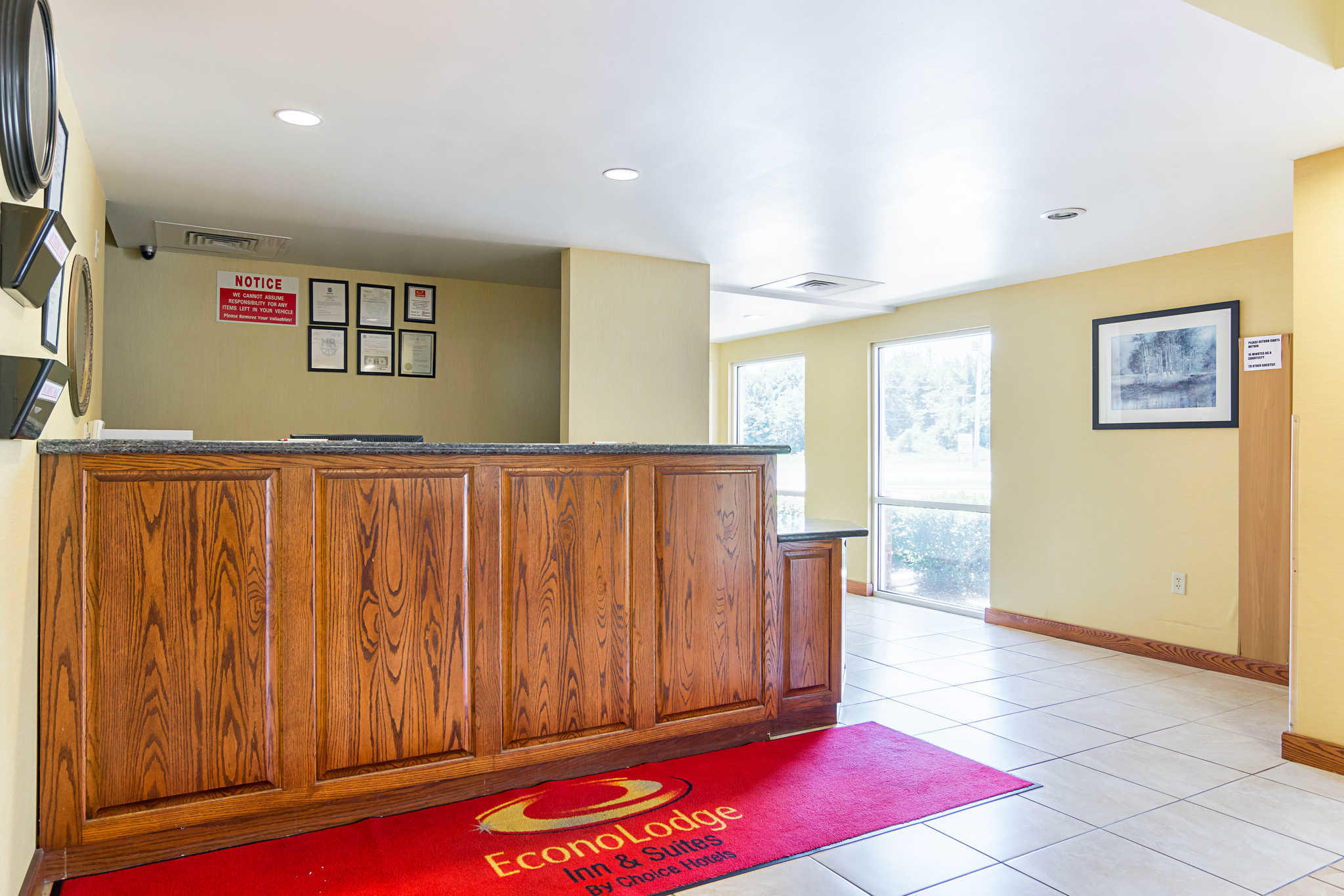Econo Lodge Inn & Suites Pritchard Road North Little Rock image 23