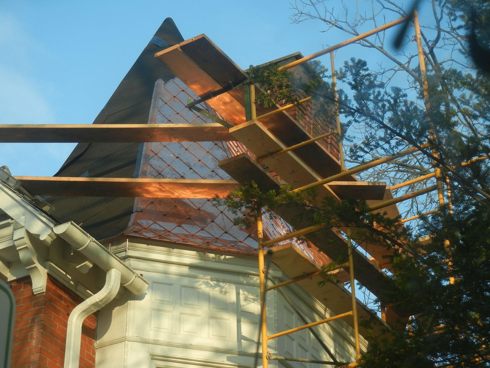 Joey Wildasin Slate Roofing image 32