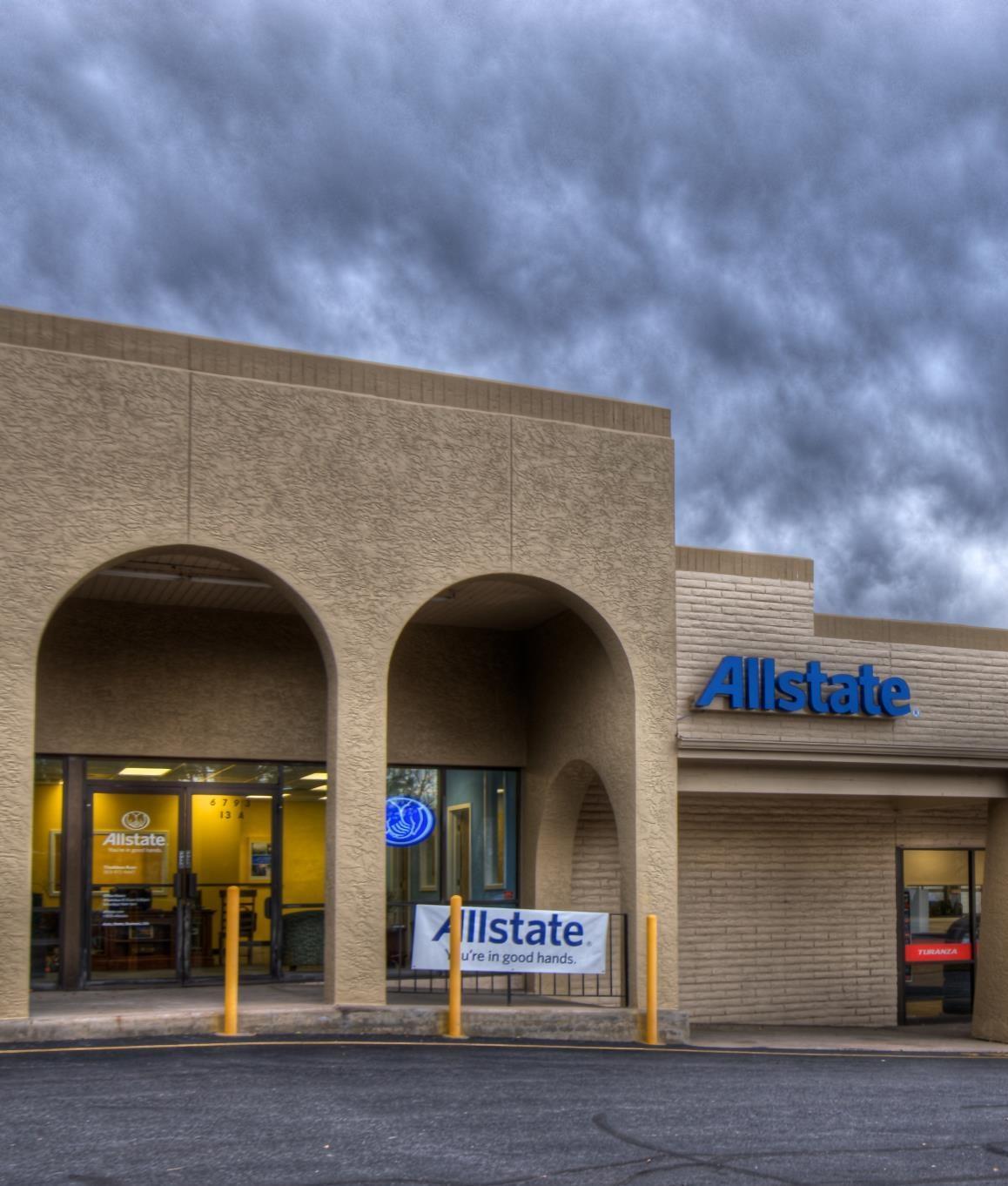 Allstate Insurance Agent: Thaddeus Roan image 1