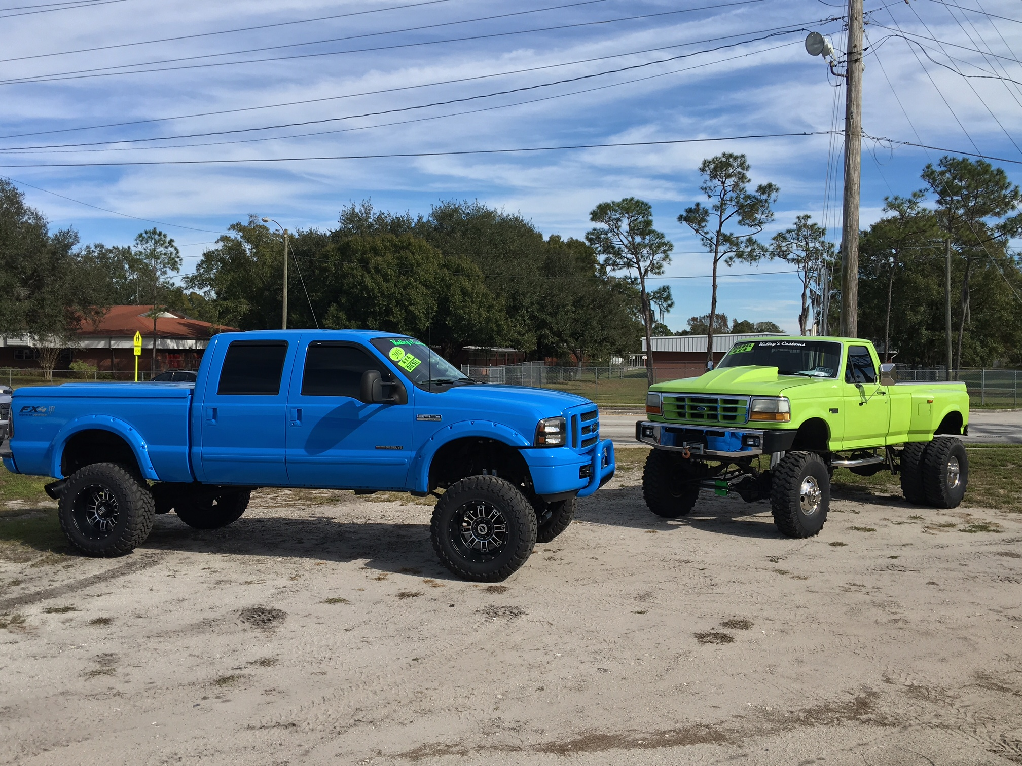 Kelley lakeland truck center autos post for Lakeland motor vehicle and driver license services lakeland fl