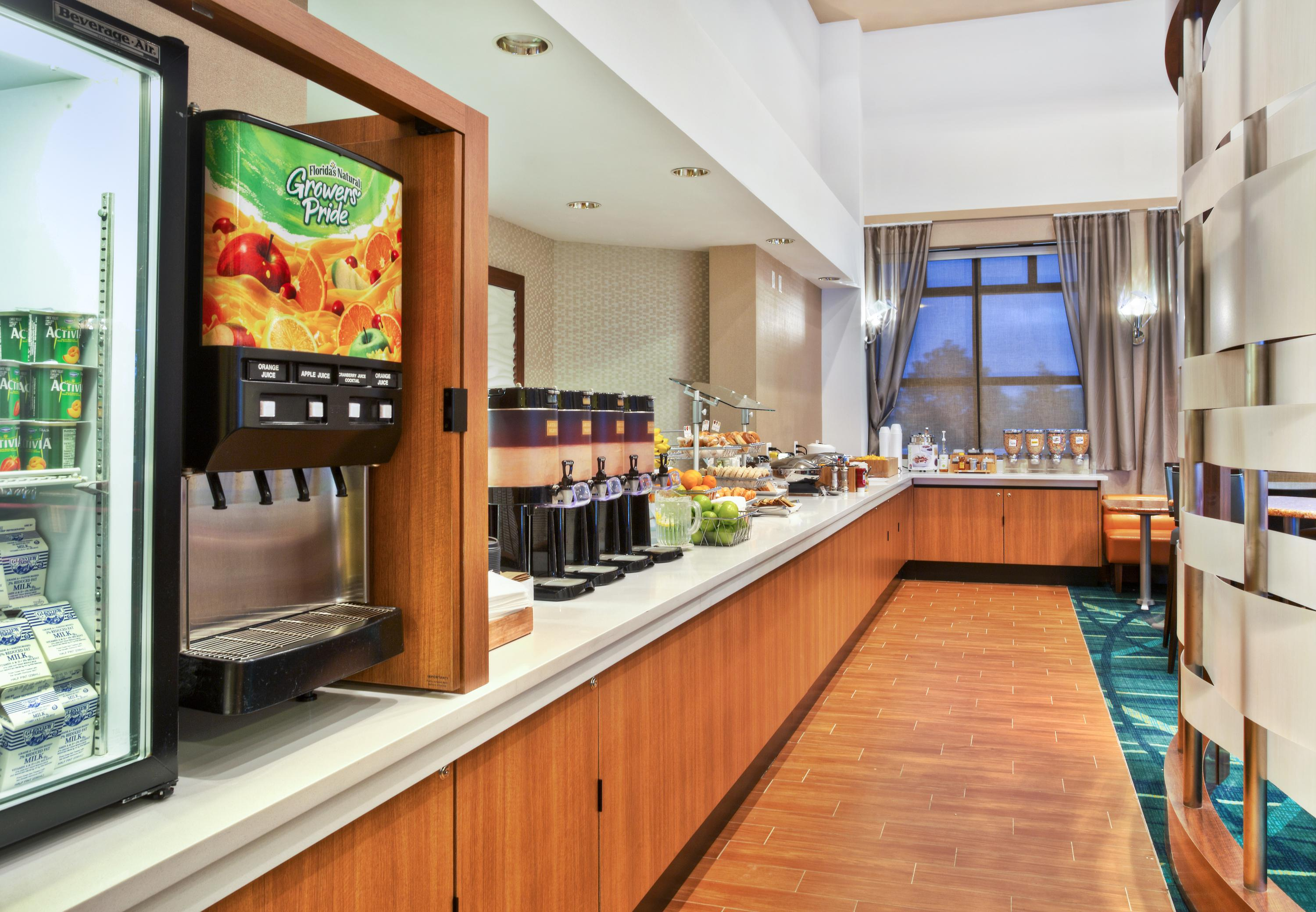SpringHill Suites by Marriott Chicago Elmhurst/Oakbrook Area image 0