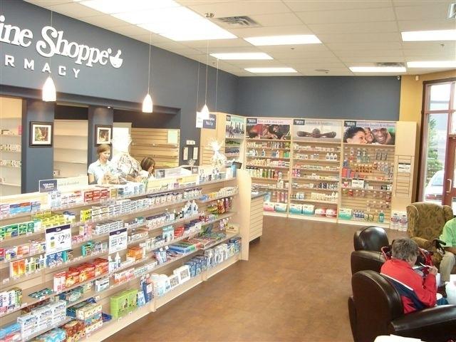 The Medicine Shoppe Pharmacy in Edmonton