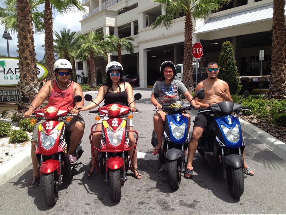 Clearwater Beach Scooter and Bike Rentals image 20