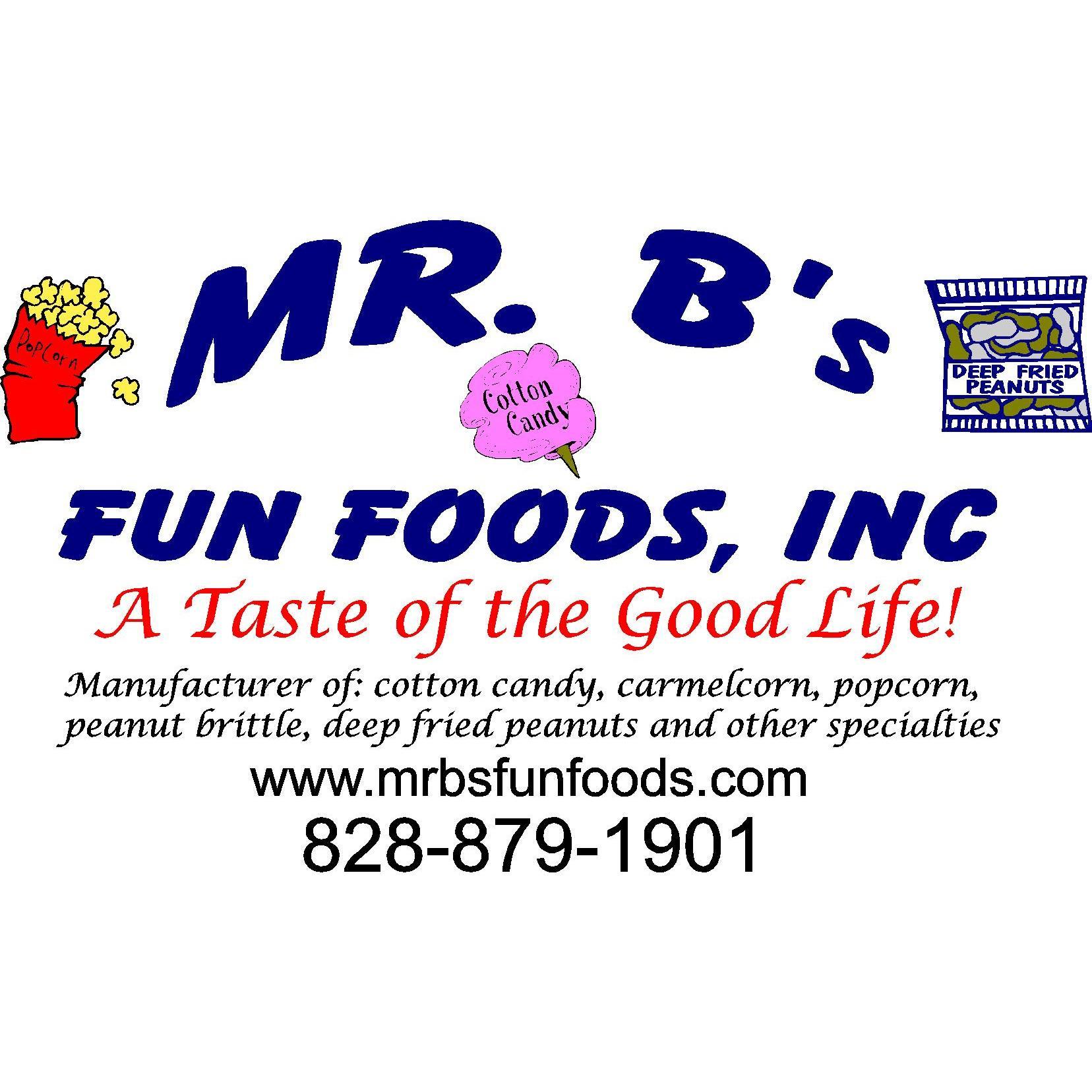 Mr. B's Fun Foods image 0