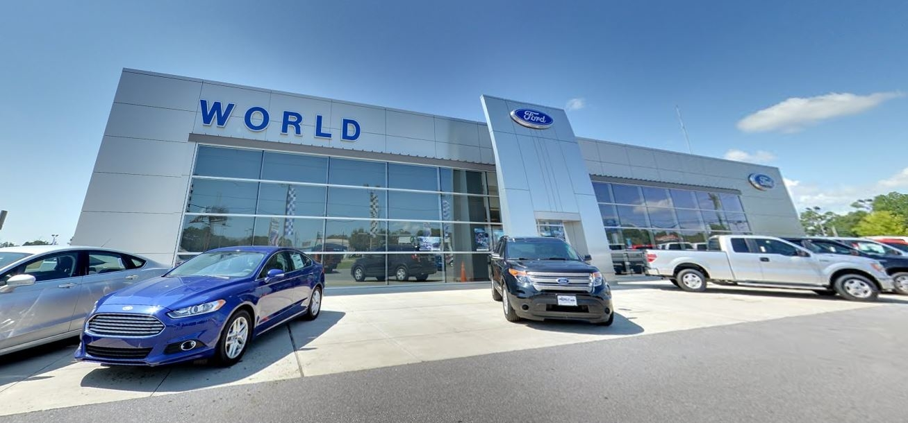 World Ford Pensacola at 6397 Pensacola Boulevard ...