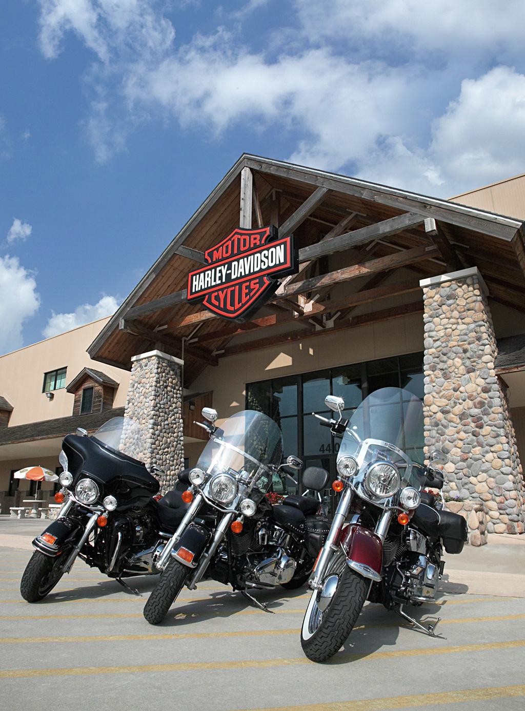 Stubbs Harley-Davidson - ad image