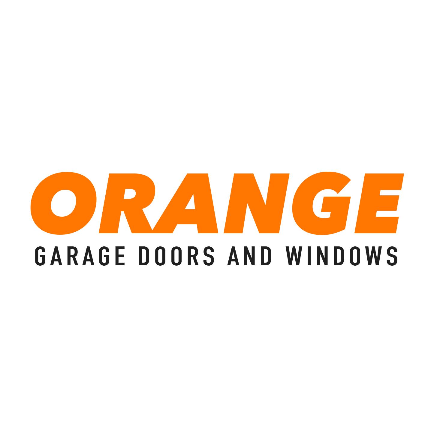 Orange Garage Doors And Windows image 0