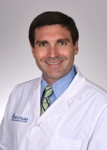 John Michael Tucker, M.D. Internal Medicine Physician at MUSC Health