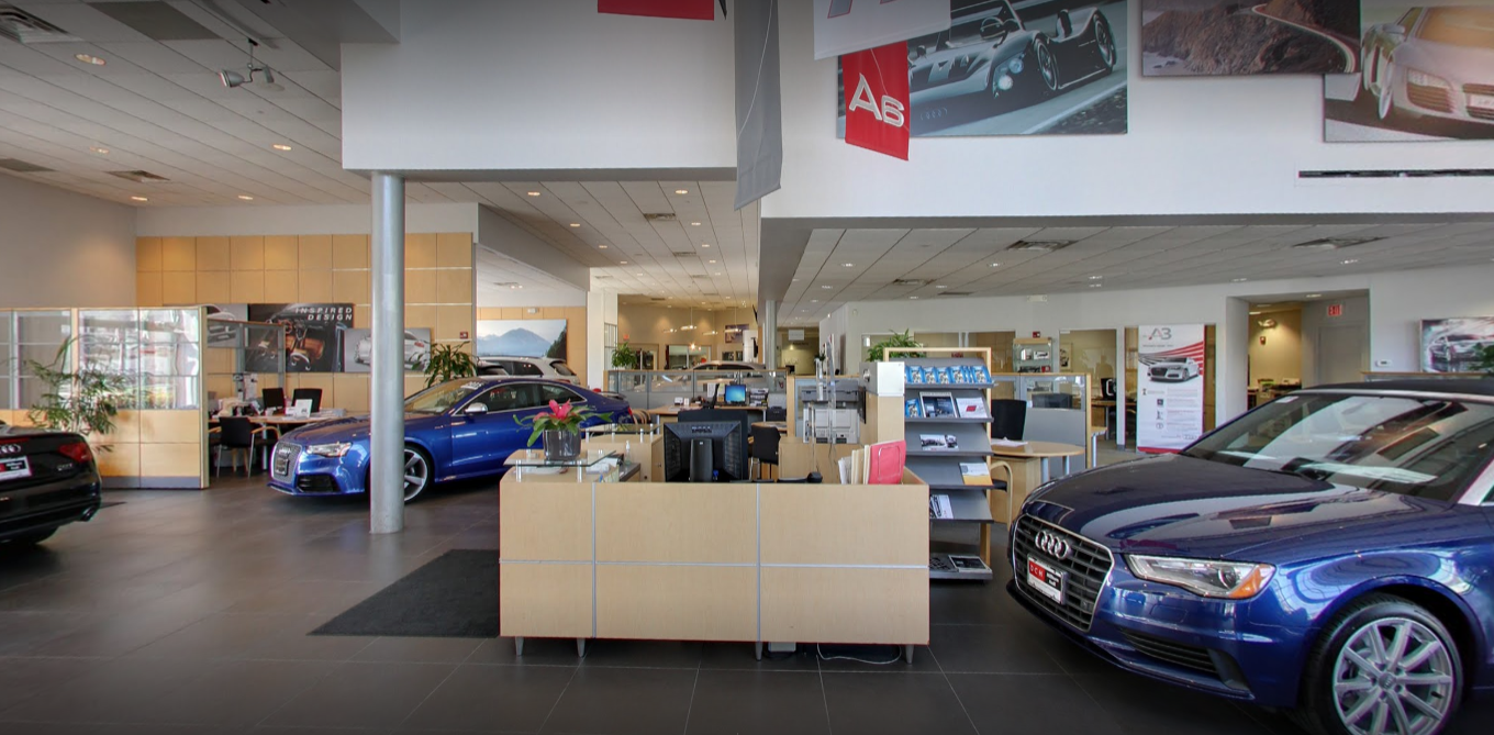 Dch Millburn Audi In Maplewood Nj Whitepages