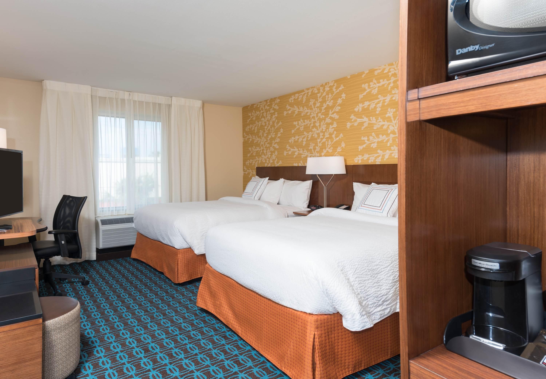 Fairfield Inn & Suites by Marriott Orlando Kissimmee/Celebration image 3