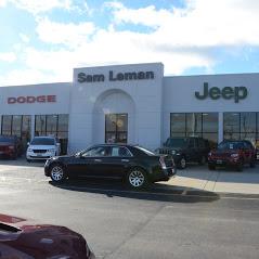 Sam Leman Chrysler Jeep Dodge Bloomington image 1