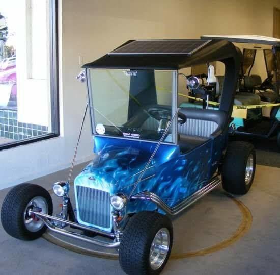 Custom Golf Cars image 4