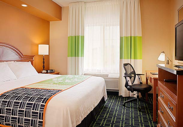 Fairfield Inn & Suites by Marriott Napa American Canyon image 4
