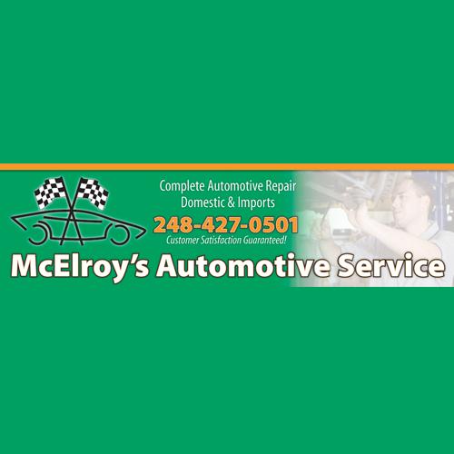 Mcelroy's Automotive Service