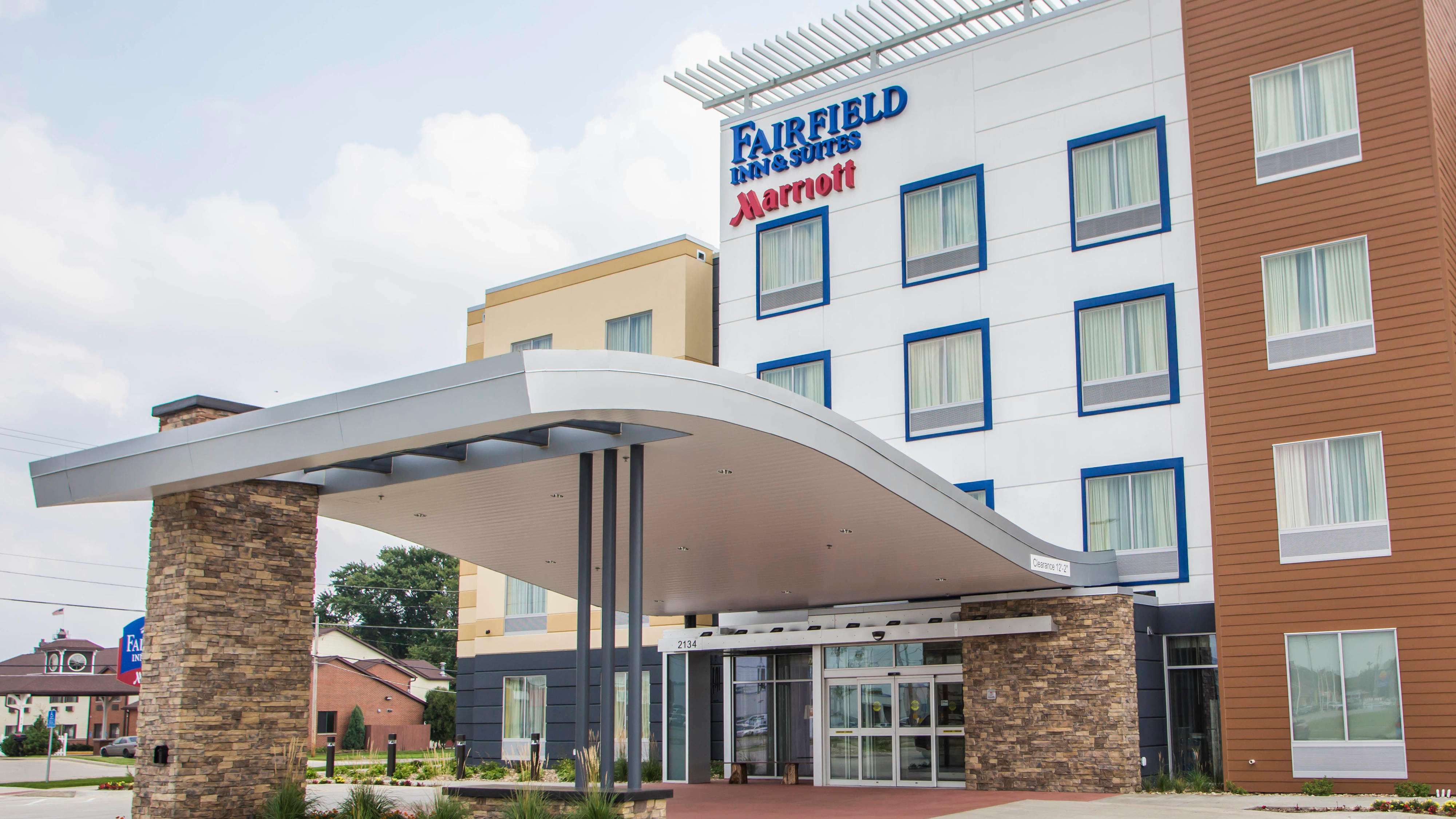 Fairfield Inn & Suites by Marriott Waterloo Cedar Falls image 1
