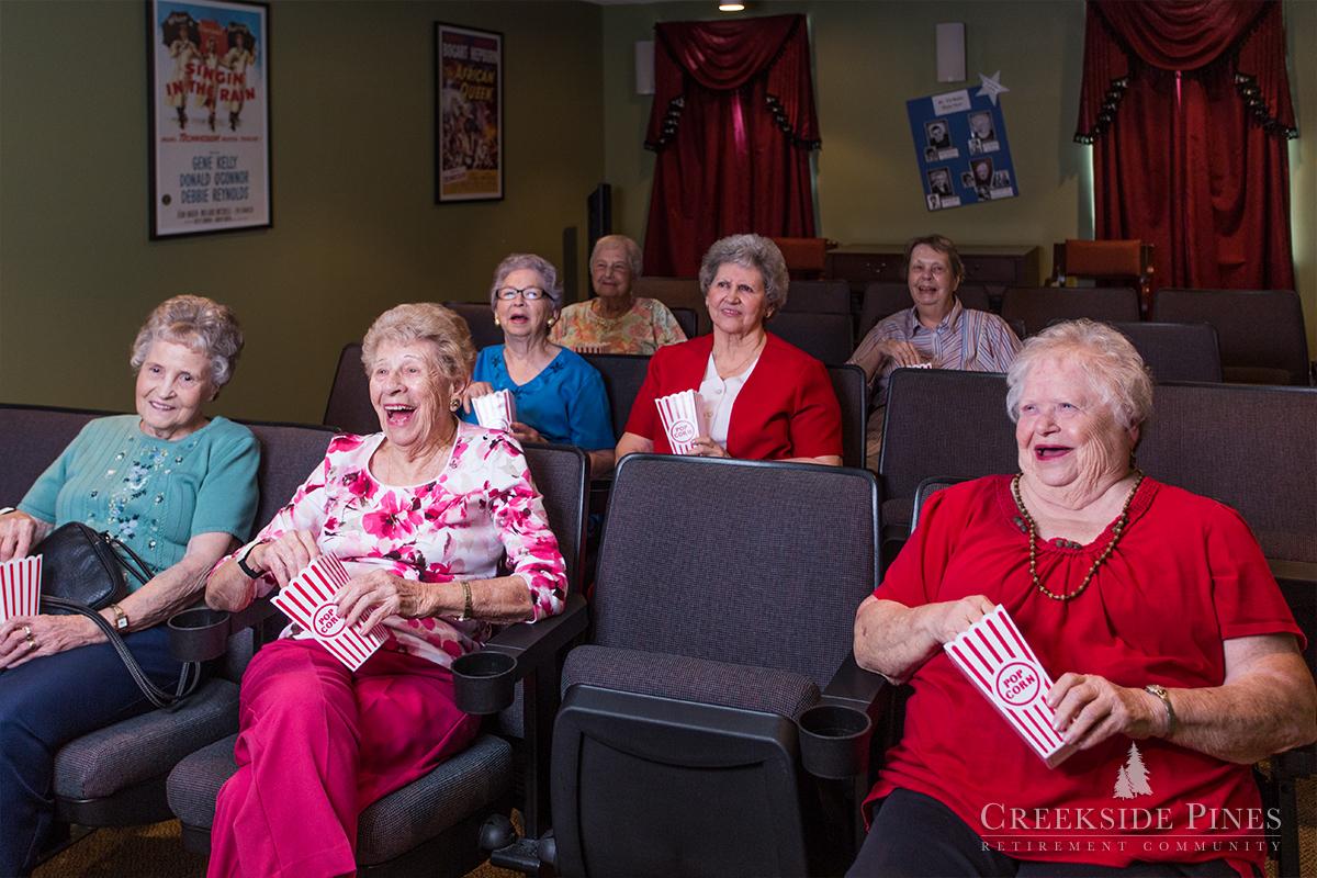 Creekside Pines Retirement Community image 18