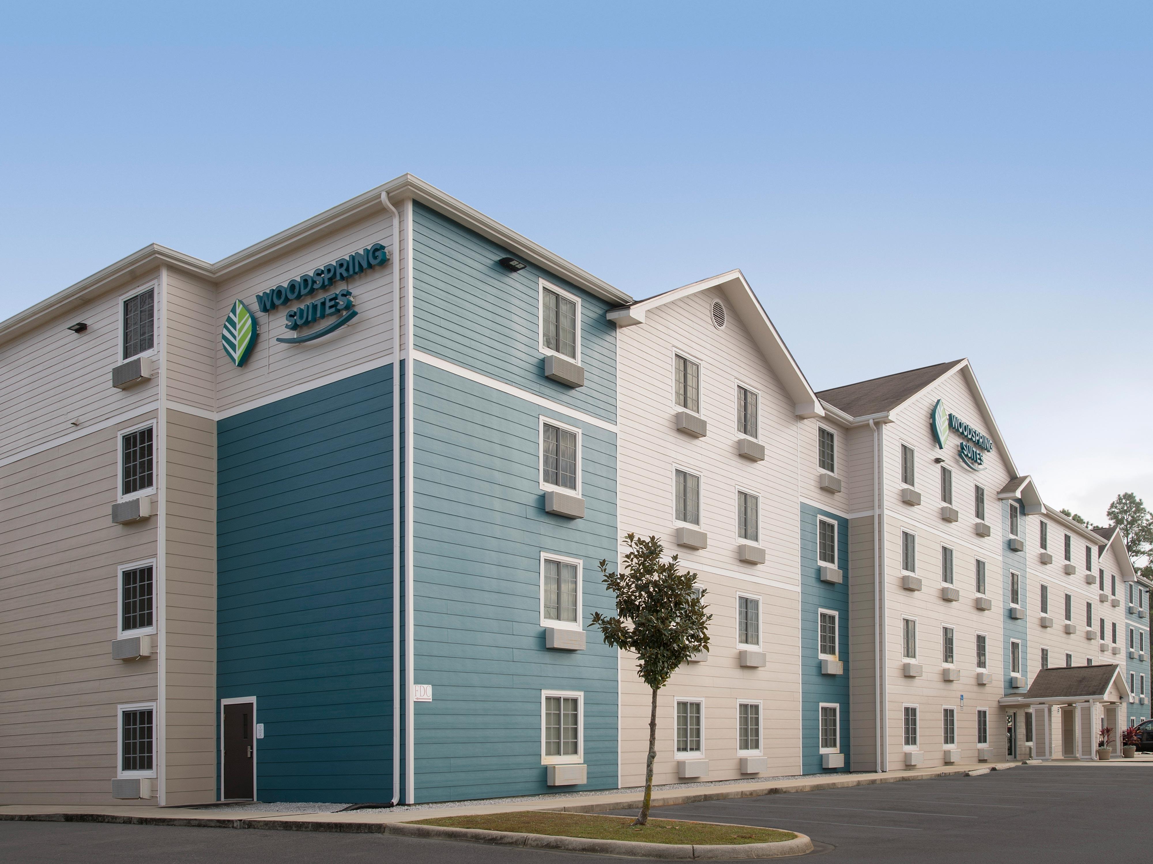 WoodSpring Suites Pensacola Northeast image 10