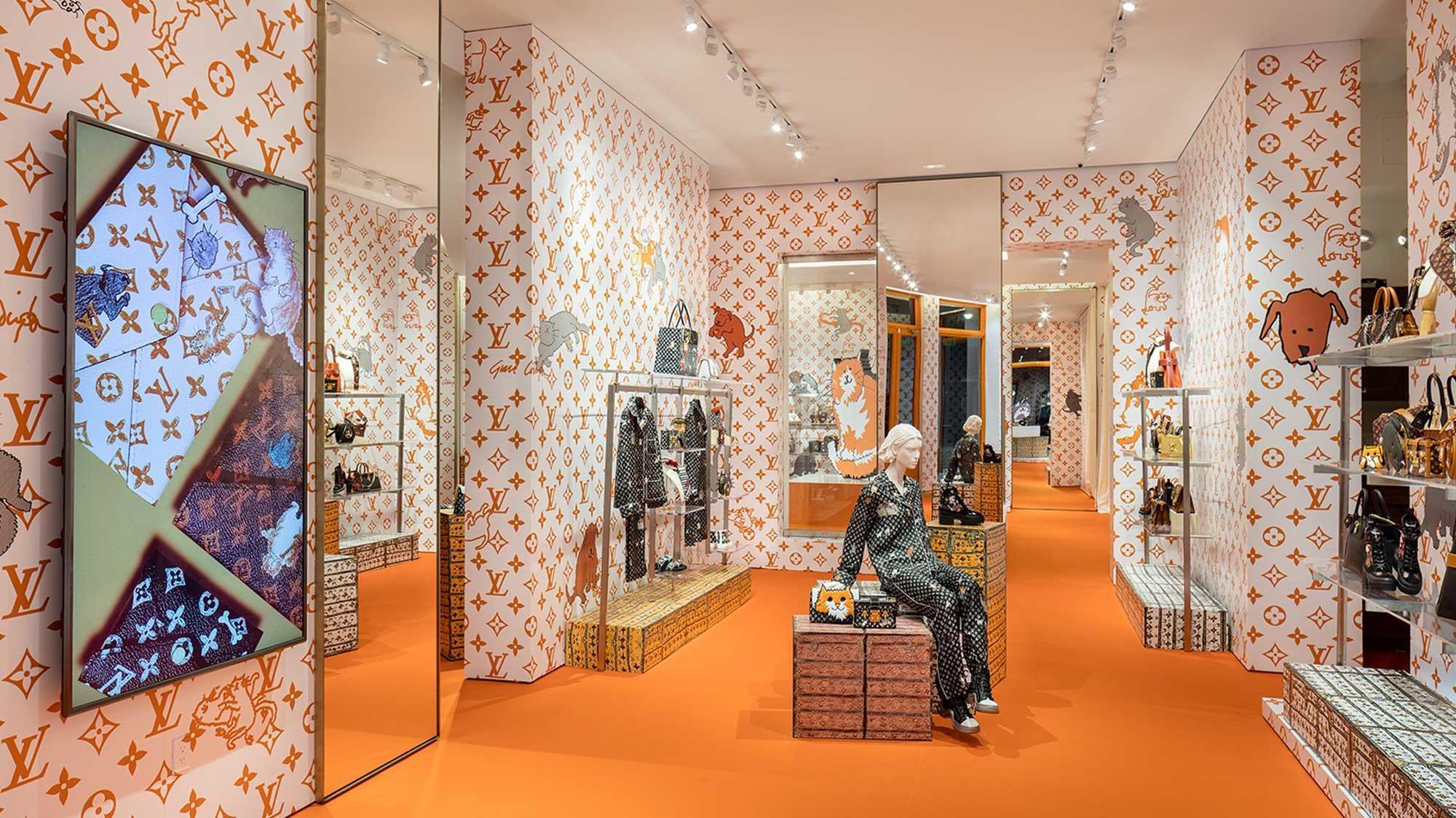 Louis Vuitton x Grace Coddington New York Pop-Up (CLOSED) image 0