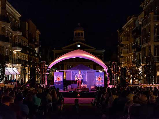 The Taste of Alpharetta boasts an unforgettable array of culinary magic throughout the area's charming downtown. This annual event will celebrate the vibrant food community of Alpharetta through dinin