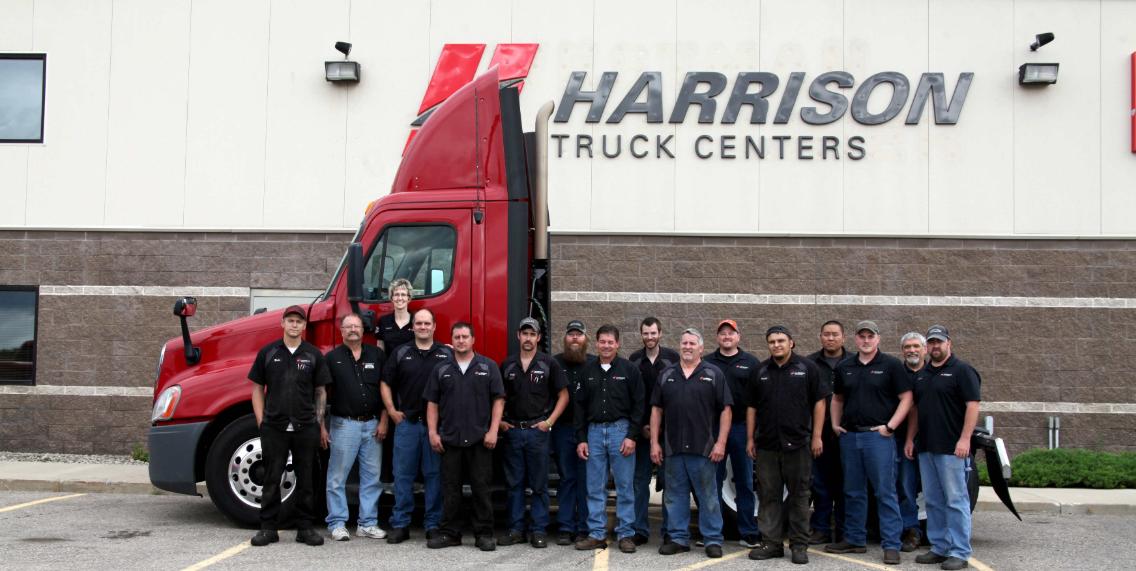 Harrison Truck Centers image 0