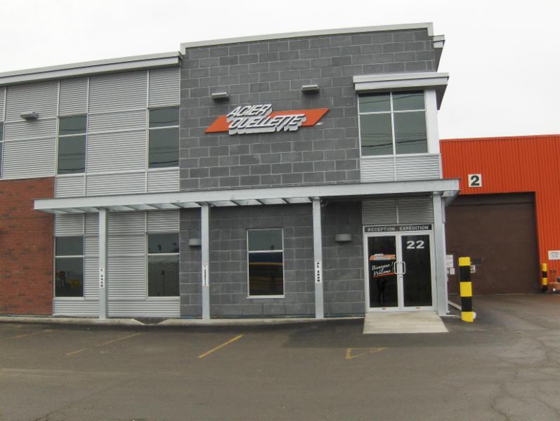 Acier Ouellette Inc à Saint-Jérôme