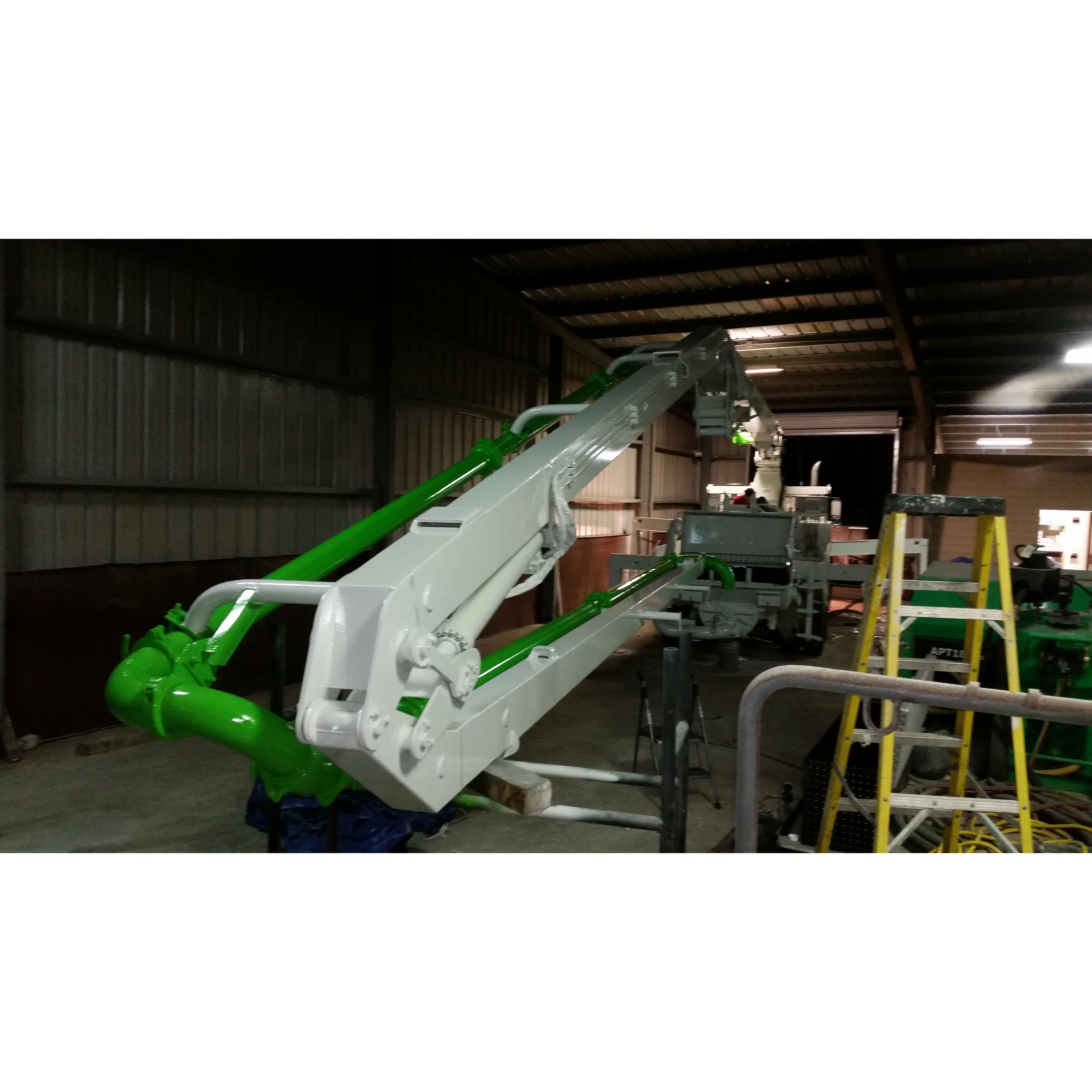 Blasting And Painting Jobs In Houston Tx