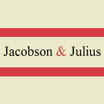 Jacobson & Julius