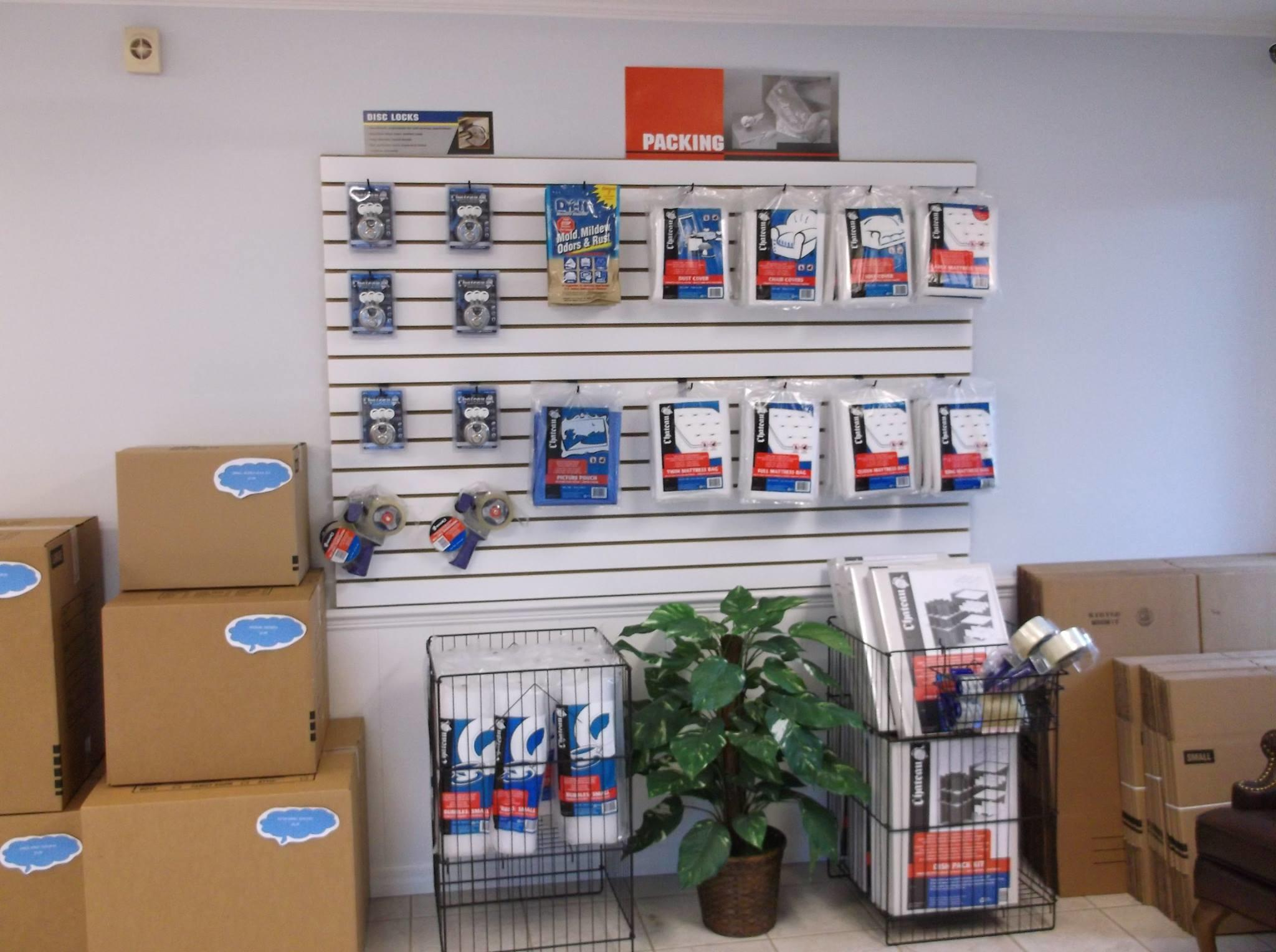 Moving & Packing Supplies Sold Onsite  FedEx Pack and Ship Center