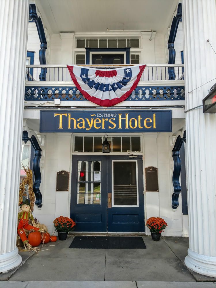 Thayers Inn image 0