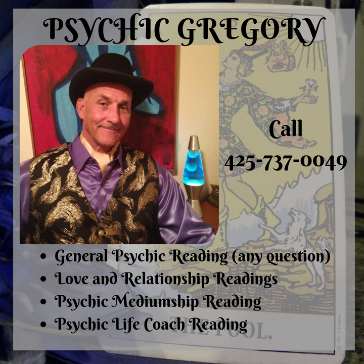 Psychic Readings by Gregory Roberts image 13