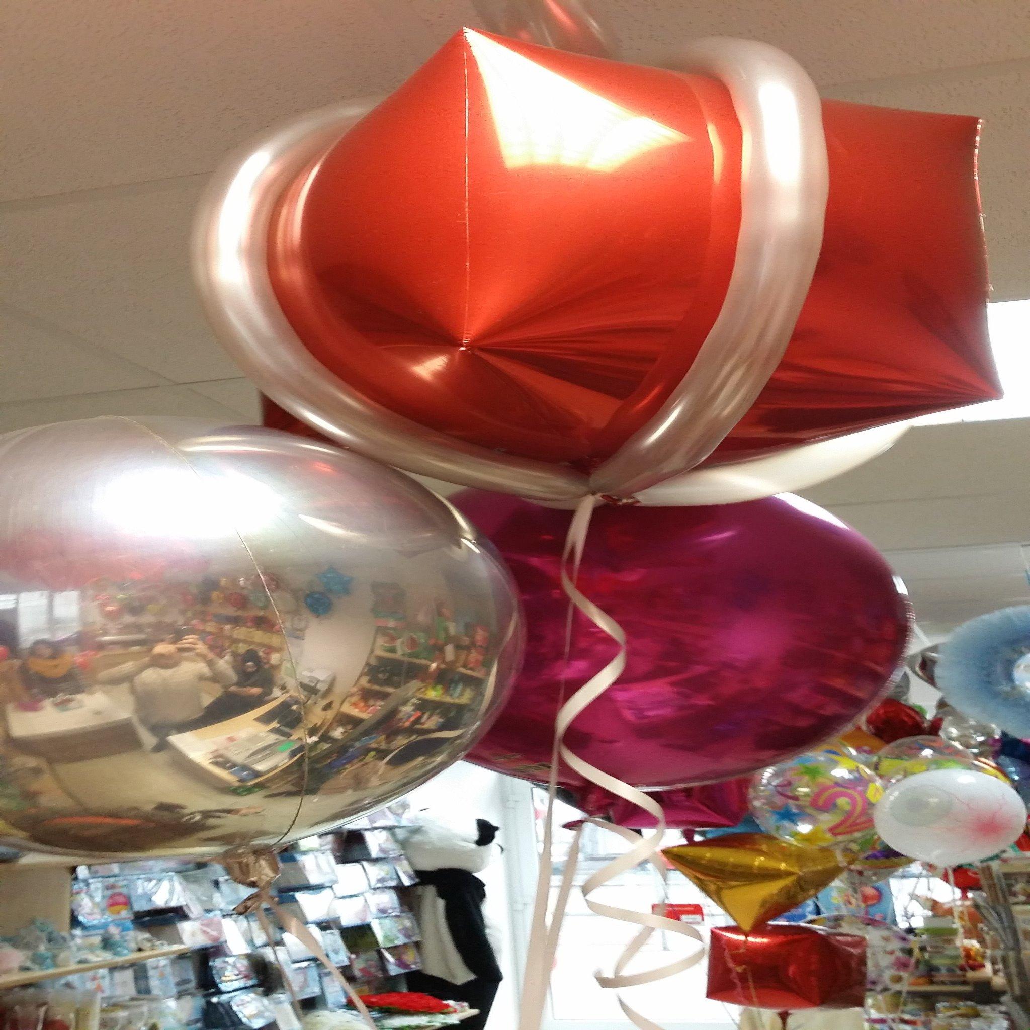 Bild der City Balloon