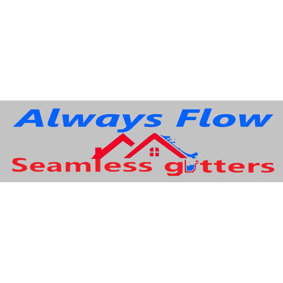 Always Flow Seamless Gutters Logo