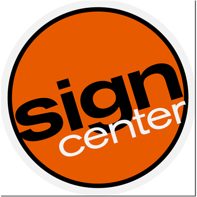 Sign Center