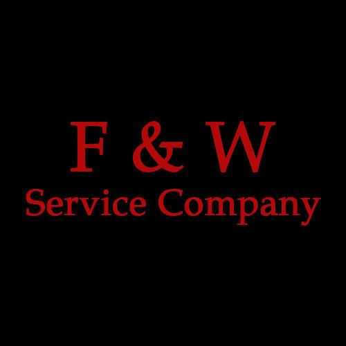 F & W Service Company