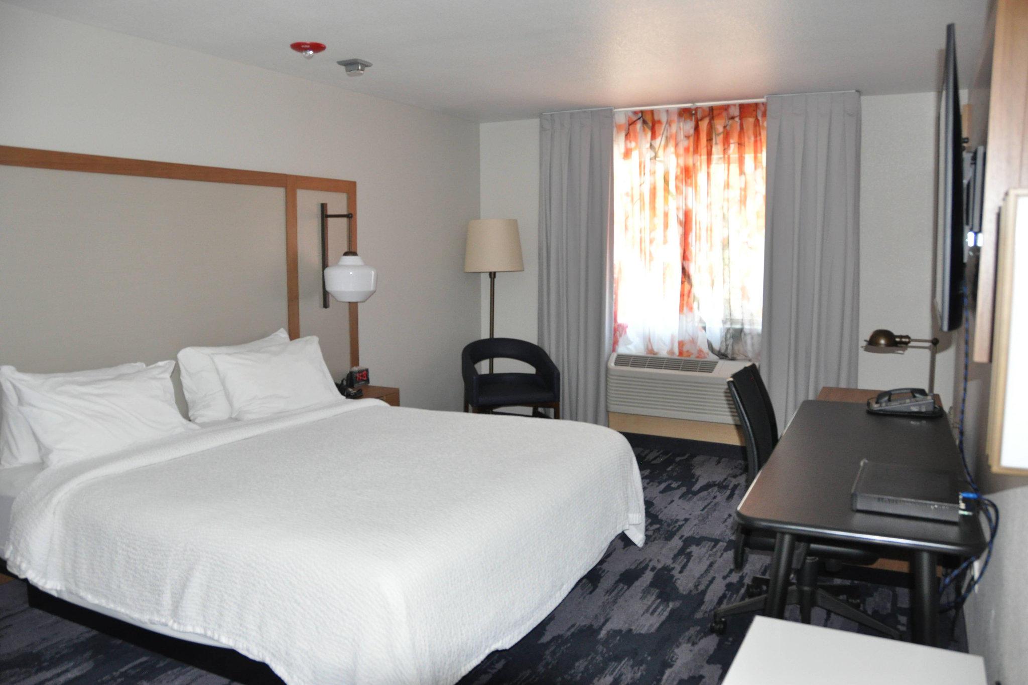 Fairfield Inn & Suites by Marriott Ukiah Mendocino County