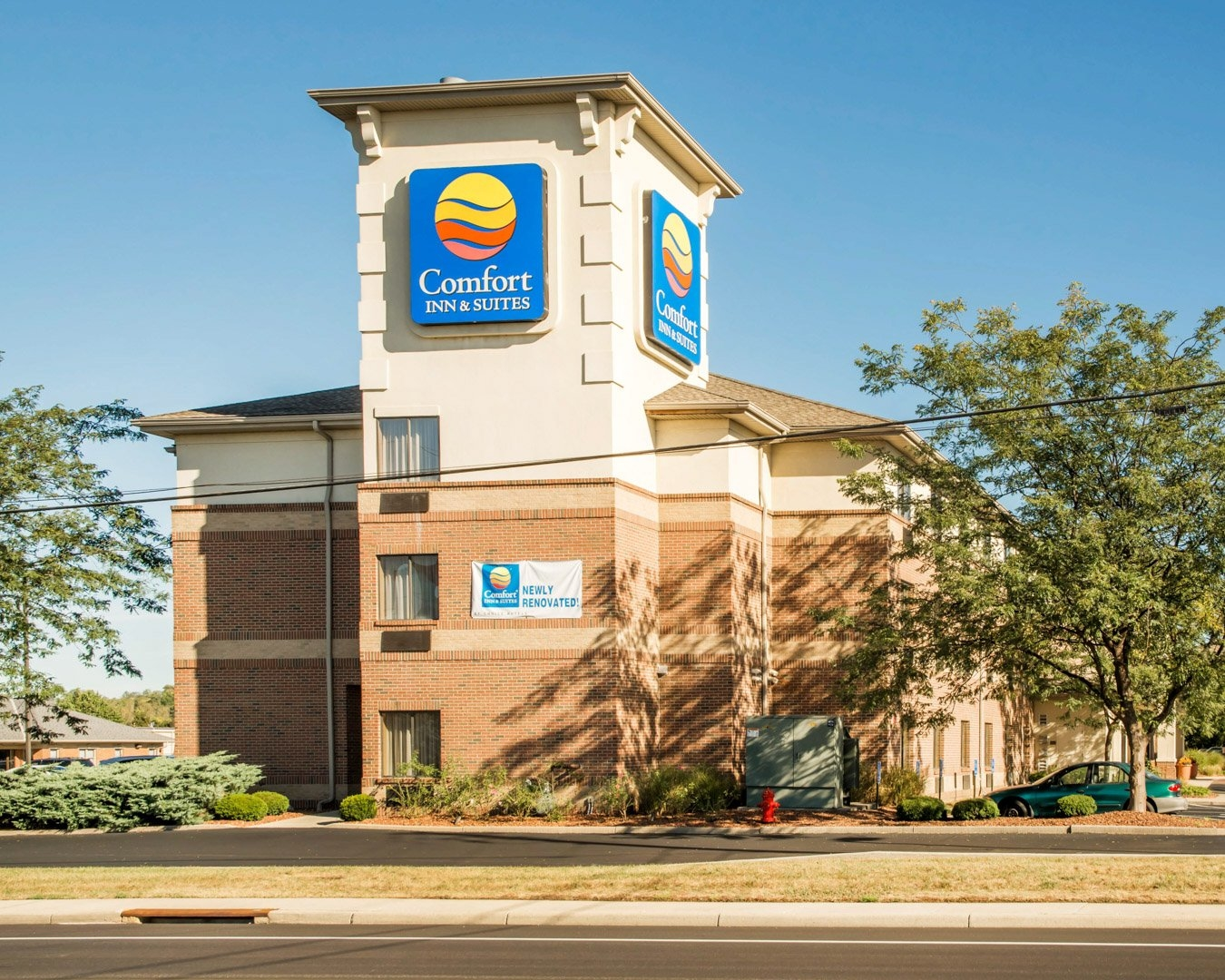 Comfort Inn Amp Suites Coupons West Chester Oh Near Me
