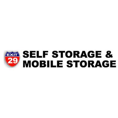 Exit 29 Self Storage & Mobile Storage