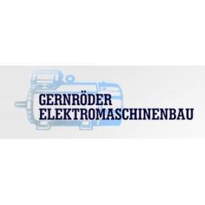 Logo von Gernröder Elektromaschinenbau GmbH