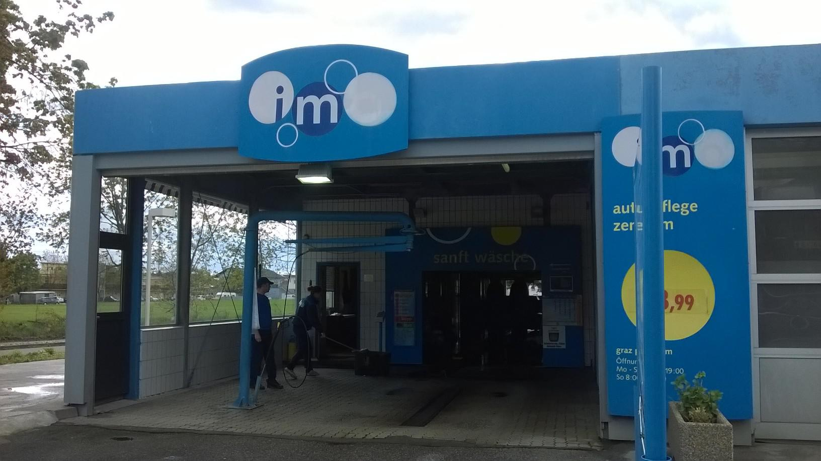 Bild der IMO Car Wash