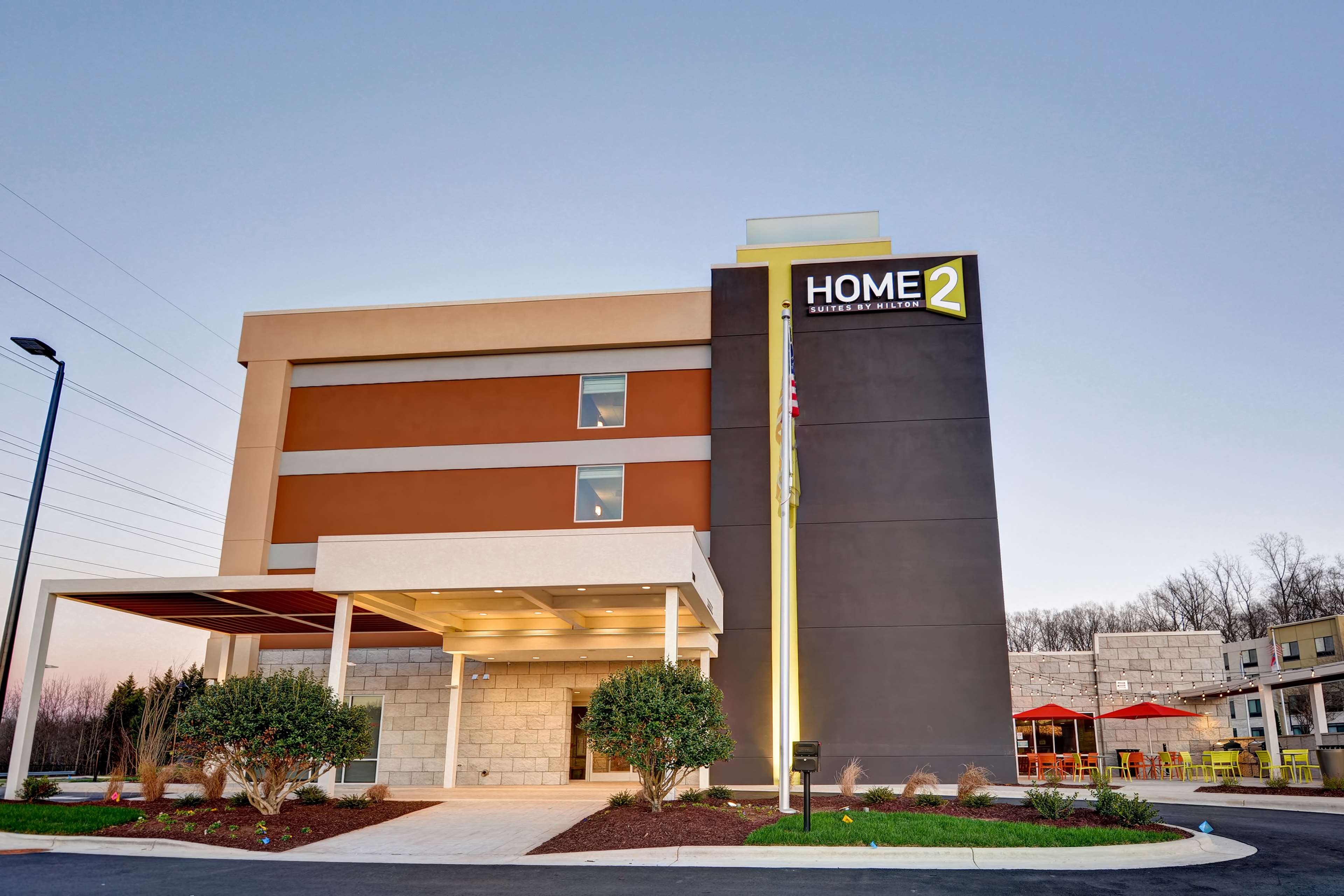 Home2 Suites by Hilton Winston-Salem Hanes Mall image 2
