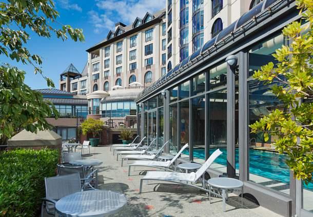 Delta Hotels by Marriott Victoria Ocean Pointe Resort in Victoria