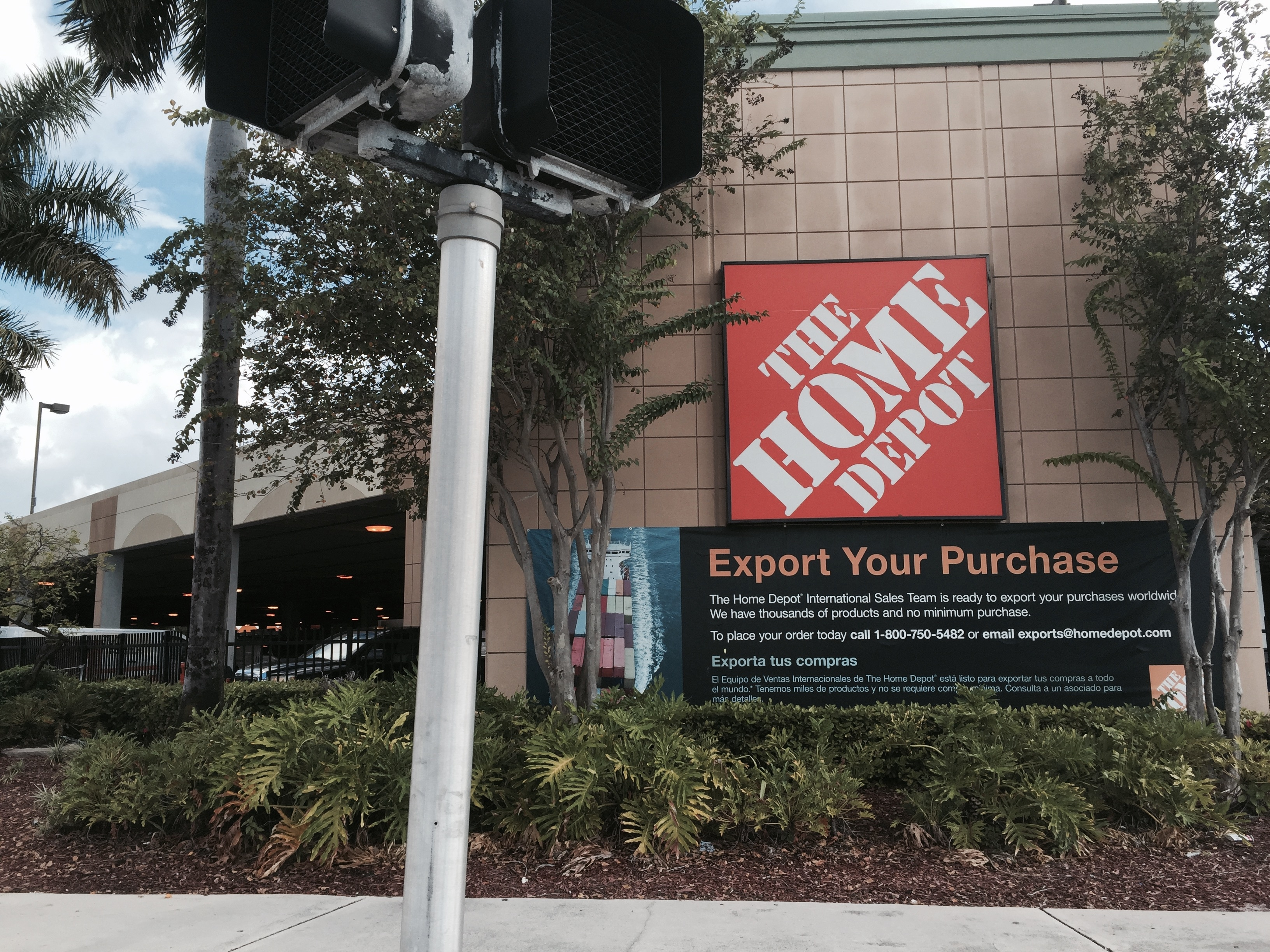 The Home Depot 1000 Northeast 4th Ave Fort Lauderdale FL