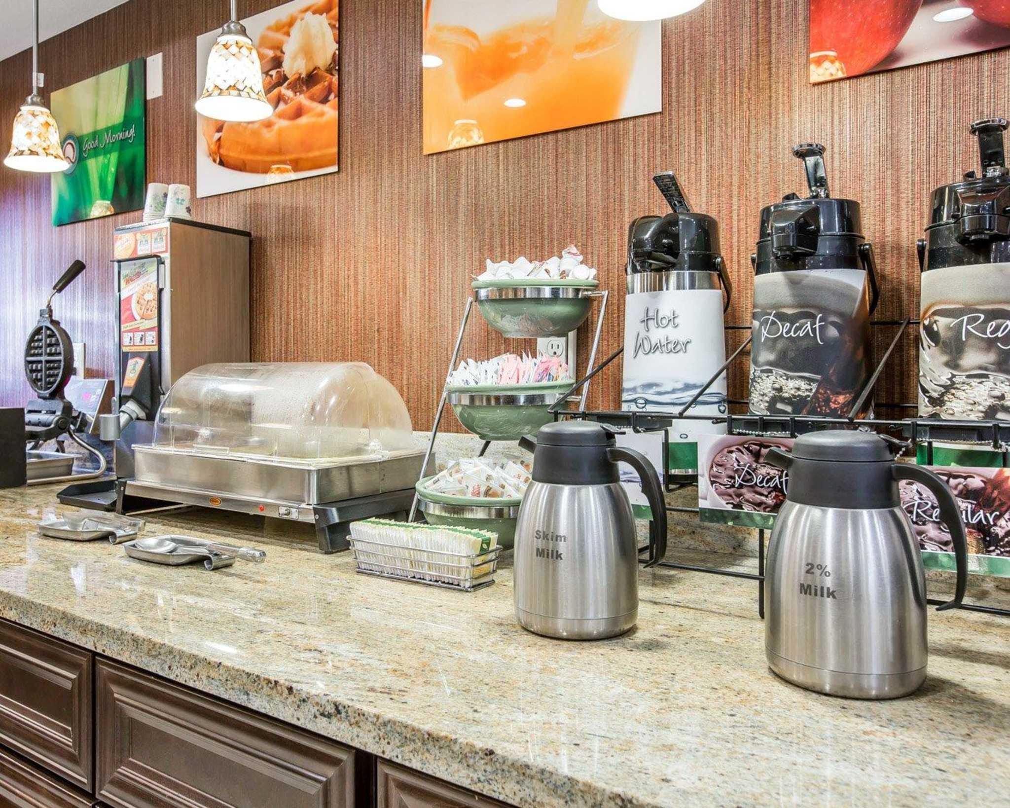 Quality Inn & Suites Woodland - Sacramento Airport image 21