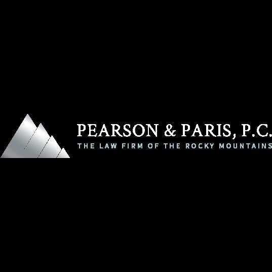 Pearson & Paris, P.C. Logo