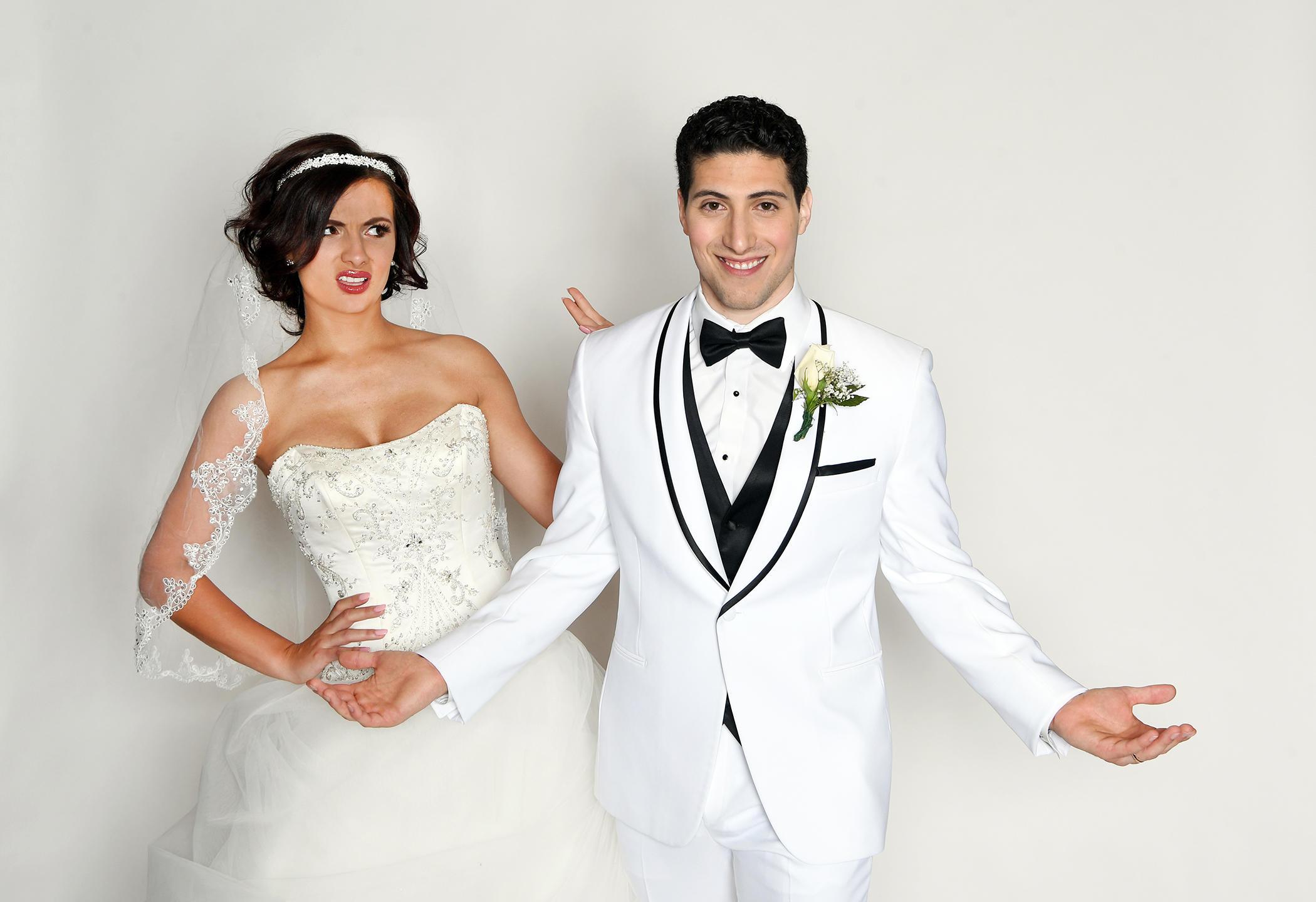 Tony N' Tina's Wedding image 1