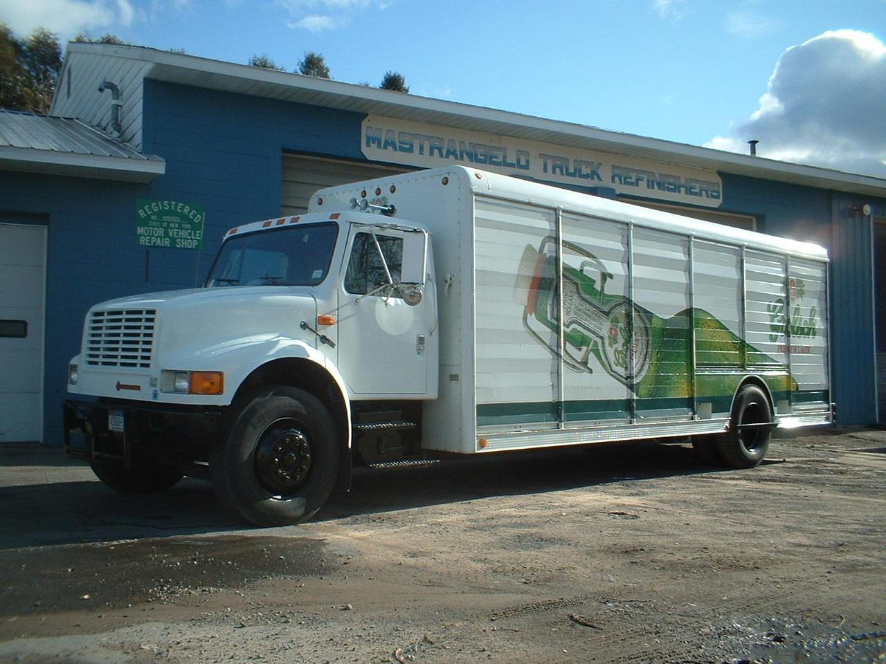 Masterangelo Truck Refinishers in Rome, NY, photo #2