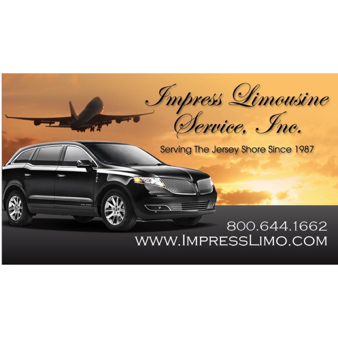 Impress Limousine Service