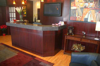 Brighton Dental San Diego front desk